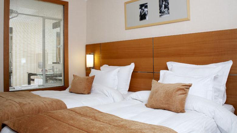 Anemon Fuar Hotel Room