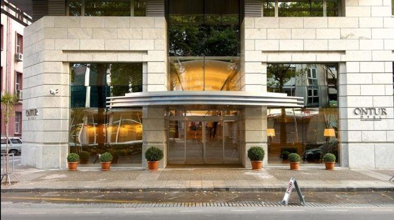 Ontur Izmir Hotel Exterior