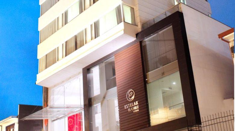 Hotel Estelar El Cable Exterior
