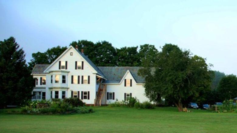 Farmhouse Inn at Robinson Farm Exterior