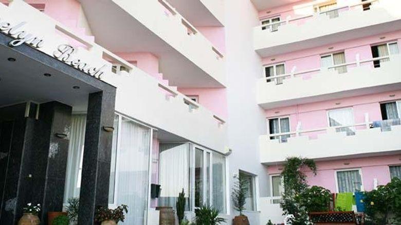 Evelyn Beach Hotel Exterior
