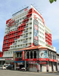 Tune Hotel George Town Penang