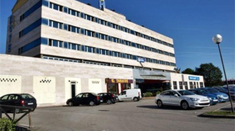 Hotel Silvota Exterior