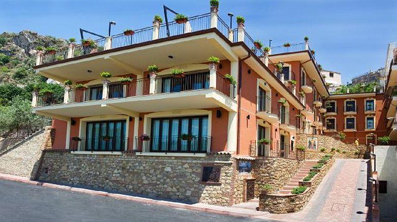 Hotel Agostiniana Exterior
