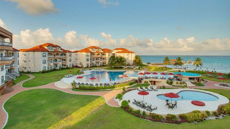 Grand Caribe Belize Exterior