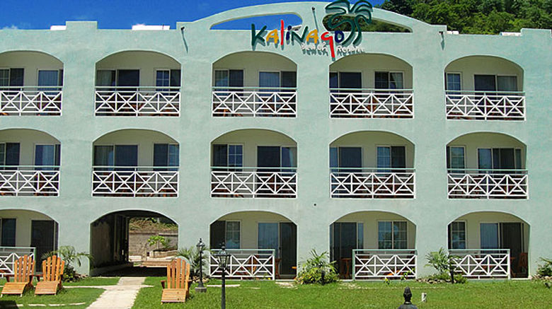 Kalinago Beach Resort Exterior