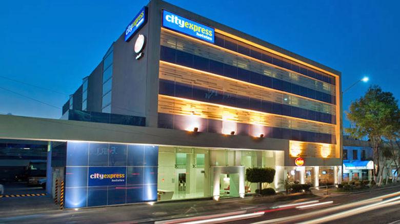 City Express Ciudad de Mexico Buenavista Exterior