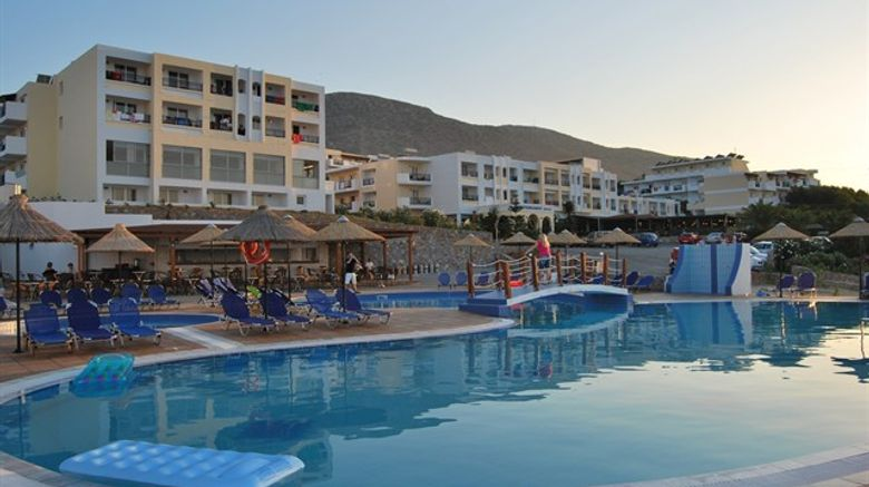 Mediterraneo Hotel Exterior