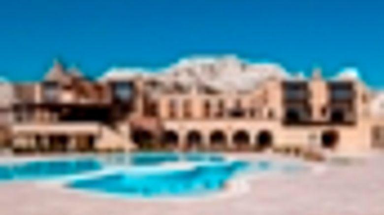 Tourist Hotel  and  Resort Cappadocia Exterior