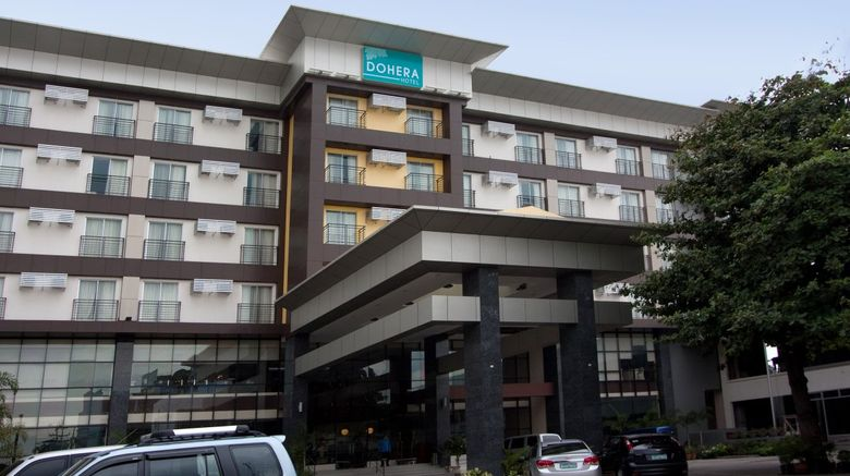 Dohera Hotel Exterior