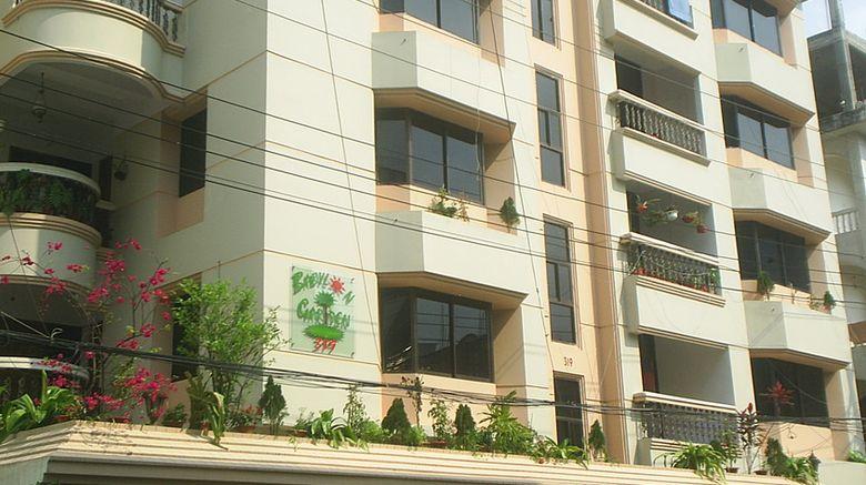 Babylon Garden Service Apartments Exterior