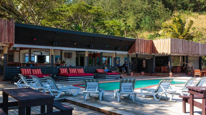 <b>Funky Fish Beach and Surf Resort Restaurant</b>
