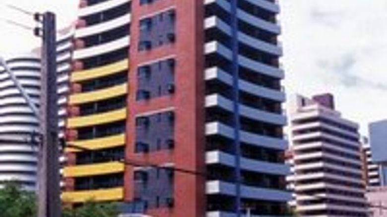 <b>Praia Mansa Suite Hotel Exterior</b>