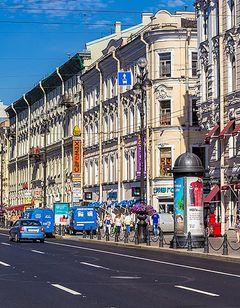 Nevsky Central Hotel