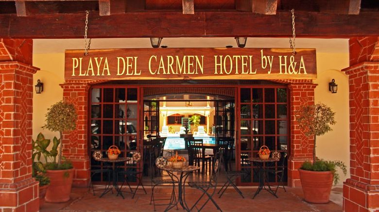 Playa Del Carmen Hotel By H and A Exterior