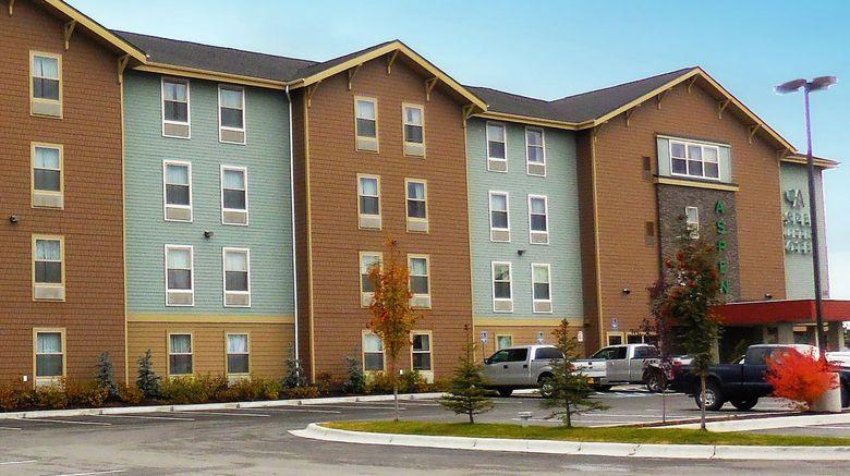 Aspen Suites Hotel Anchorage Exterior