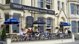 The Glengower Hotel Exterior