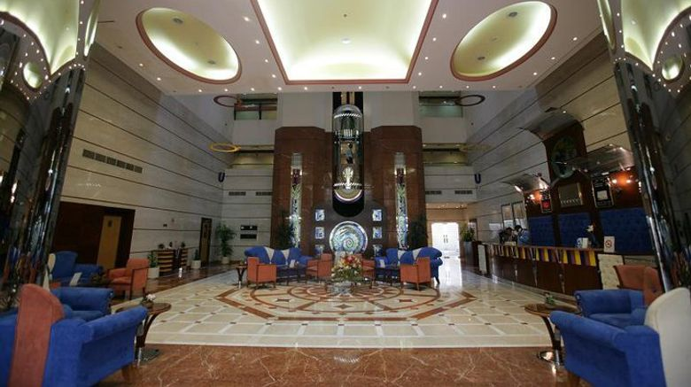 Desert Rose Hotel Apartment, Dubai Lobby