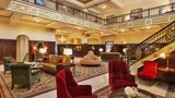 The Historic Hotel Settles Lobby