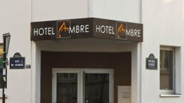 Hotel Ambre Exterior