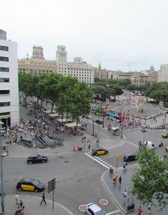 Barcelona City Ramblas Pension