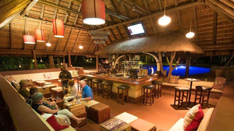 <b>aha Sefapane Lodge and Safaris Restaurant</b>