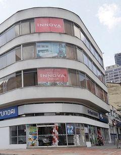 Innova Bogota Centro Internacional 34