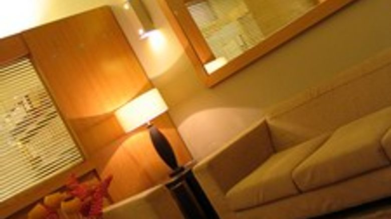 Hotel Delle Nazioni Lobby