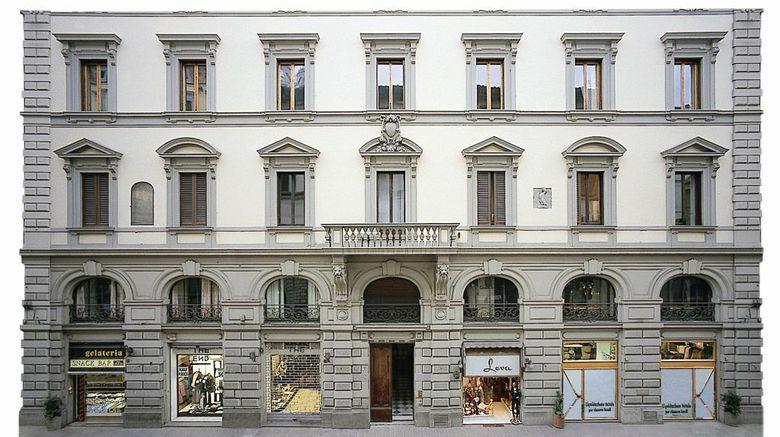 Palazzo Ruspoli Florence Exterior