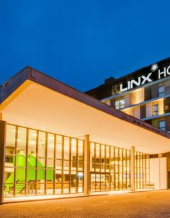 Linx Hotel International Airport Galeao