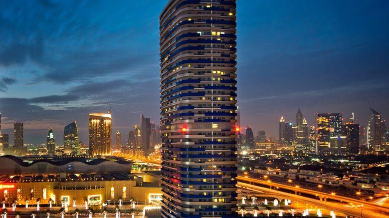 DAMAC Maison Dubai Mall Street Exterior
