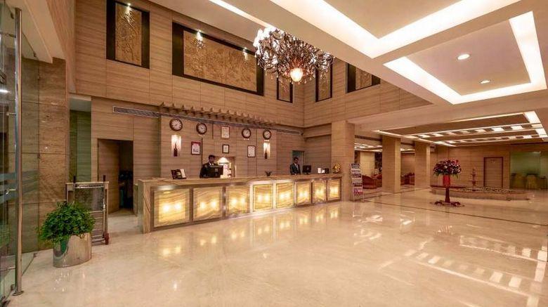 JP Hotel Lobby