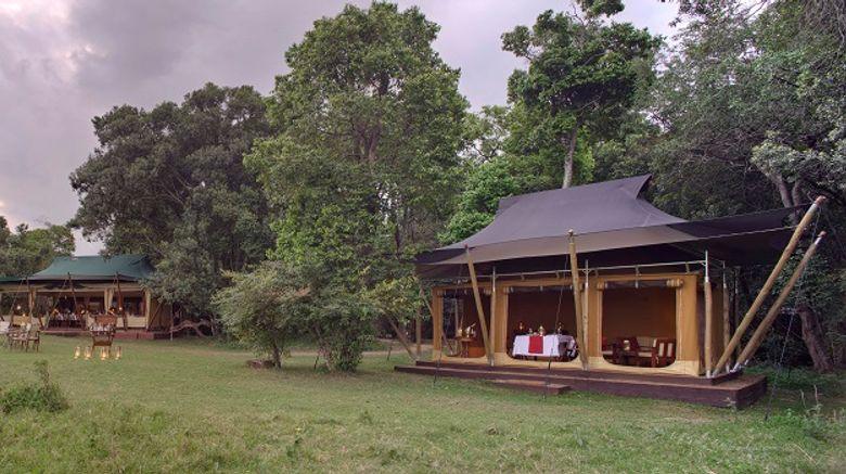 Elewana Elephant Pepper Camp Exterior