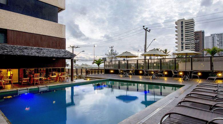 <b>Carmel Magna Praia Hotel Pool</b>