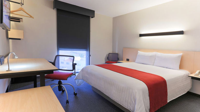 <b>City Express Tuxpan Room</b>