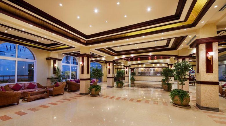 Concorde Moreen Beach Resort  and  Spa Lobby