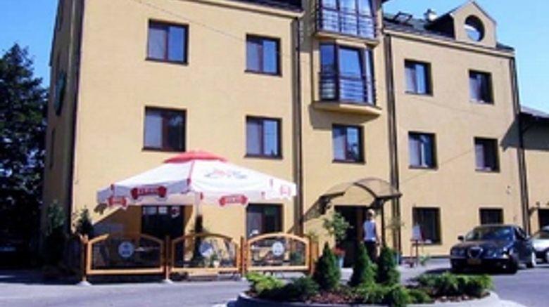 Hotel Petrus Exterior