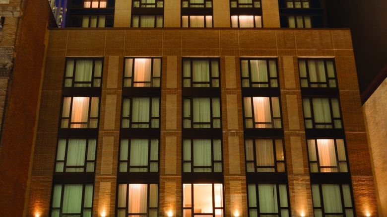 Executive Hotel LeSoleil New York Exterior