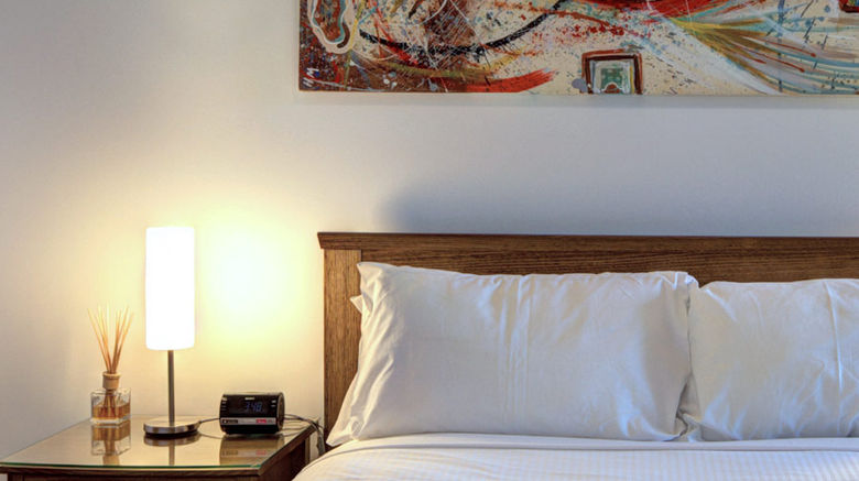 Accommodation Corporate Docklands Room