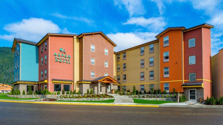 <b>Aspen Suites Hotel Sitka Exterior</b>