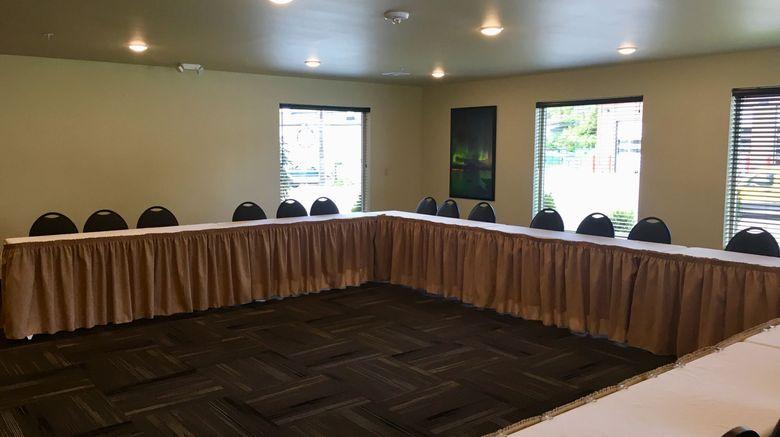 <b>Aspen Suites Hotel Sitka Meeting</b>