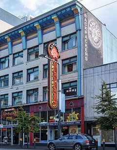 Samesuns's Vancouver Hostel