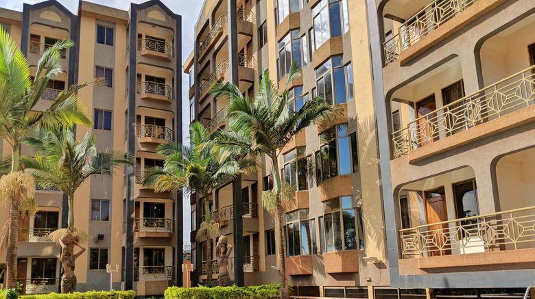Prestige Hotel Suites Exterior
