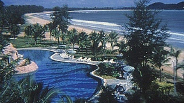The Legend Resort Pool