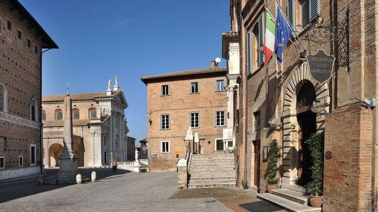 Albergo San Domenico Exterior
