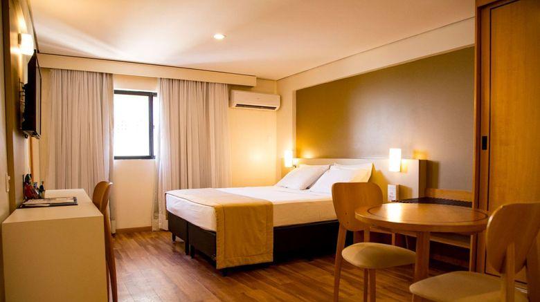 <b>Bristol Jangada Fortaleza Hotel Room</b>