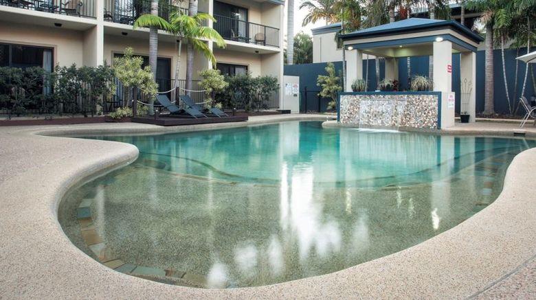 Coral Cay Resort Exterior