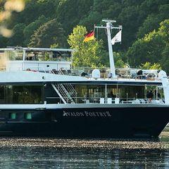 7 Night European Inland Waterways Cruise from Lyon, France