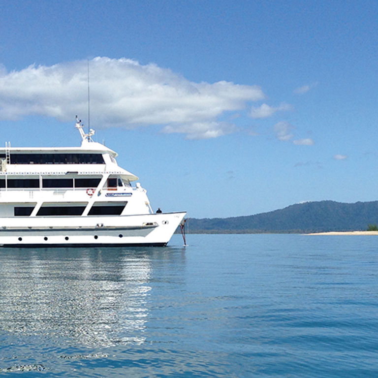 Coral Expeditions Cruises & Ships