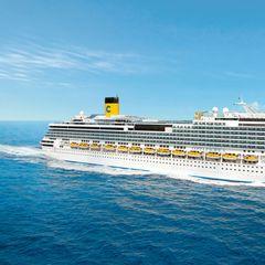 18 Night Transatlantic Cruise from Dubai, United Arab Emirates